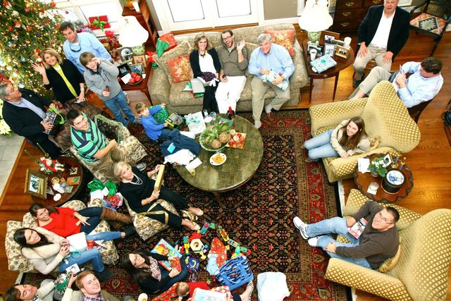 The Nowell Family Gathering