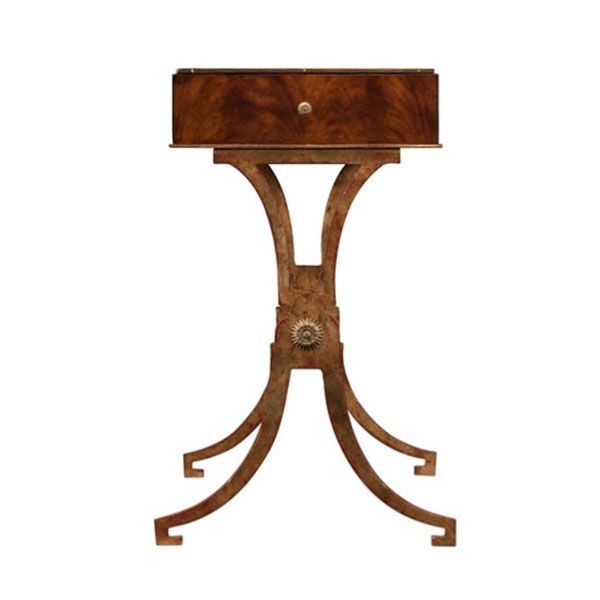 Adagio Table Front View