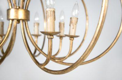 Alta Chandelier - Bulb Detail