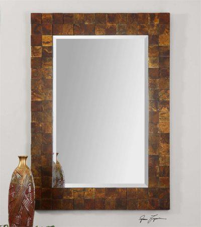 Ambrosia Mirror - Staged