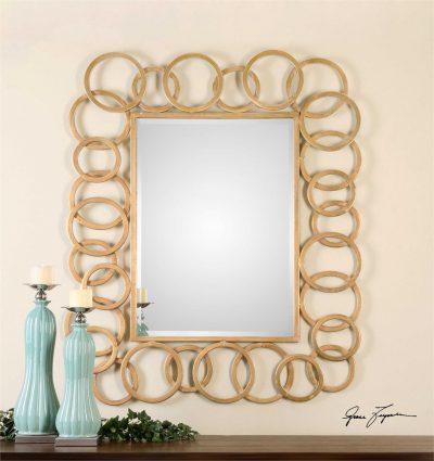 Amena Mirror - Staged
