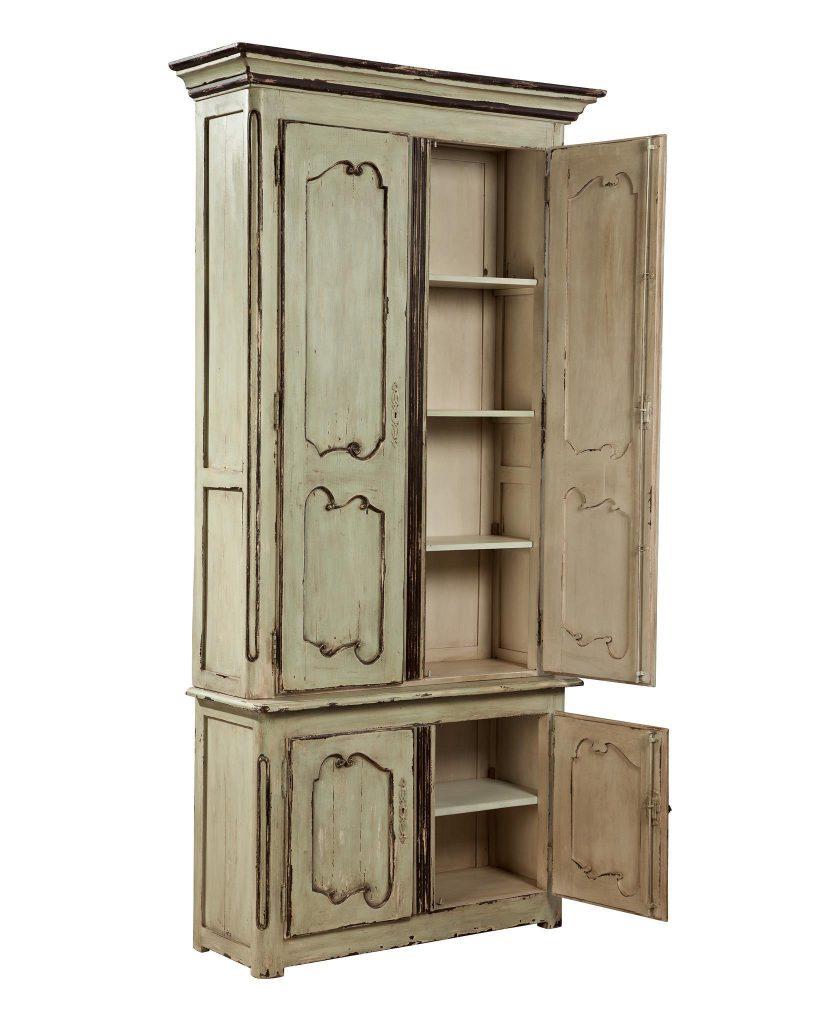 Arched Door Cupboard - Open View