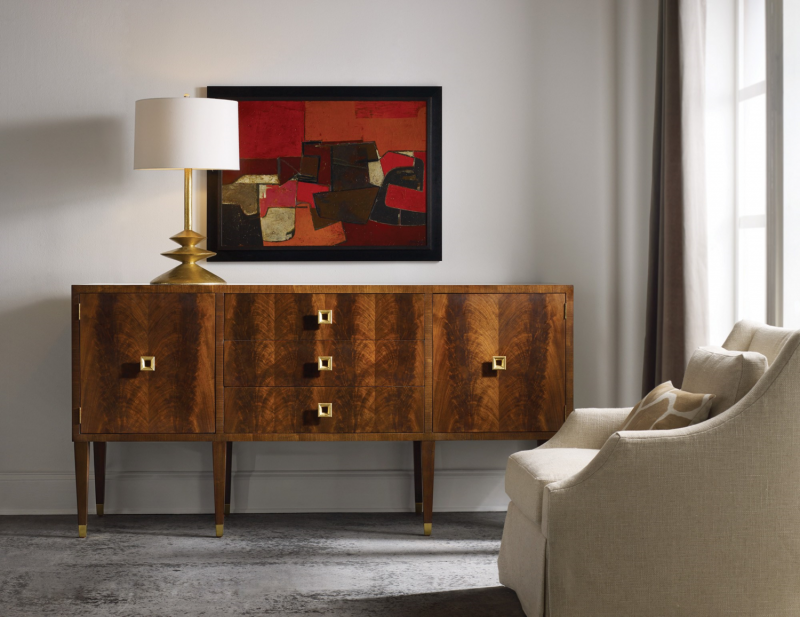 Avignon Sideboard - Staged
