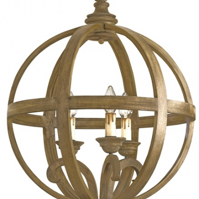 Axel Orb Chandelier – Small