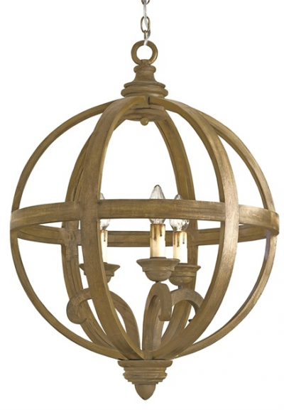 Axel Orb Chandelier - Small