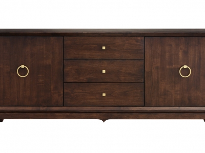 Bennett Entertainment Drawer Console