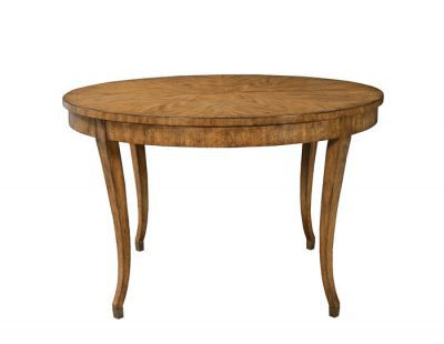Biedermeier Artisan Extension Table