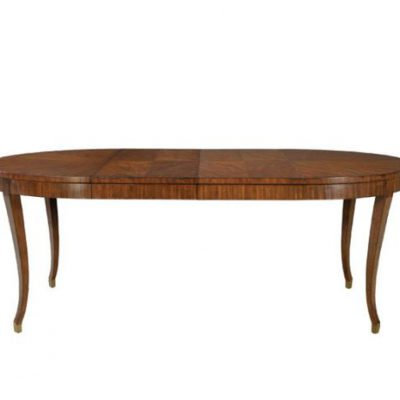 Biedermeier Extension Table