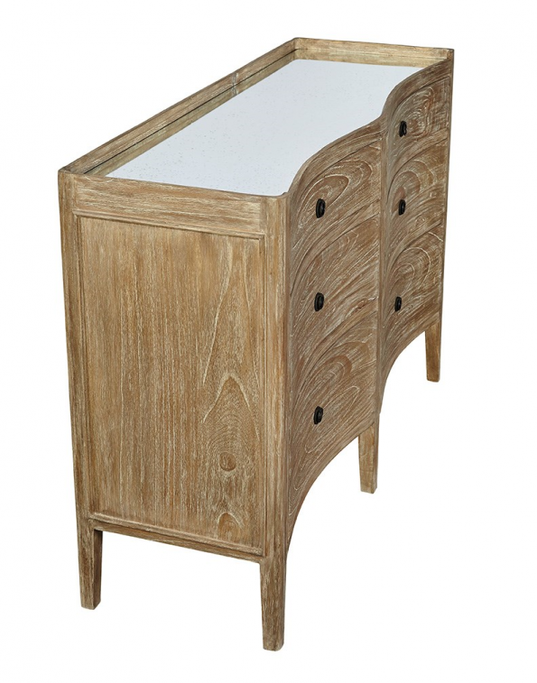 Cario Chest of Drawers - Side View