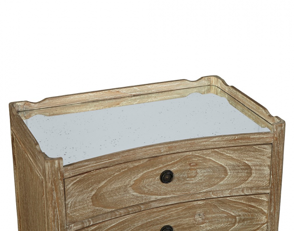 Cario Small Chest of Drawers - Top