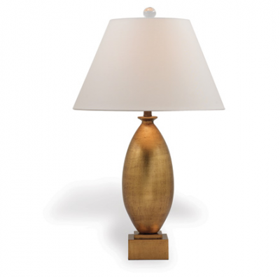 Charlie Gold Lamp