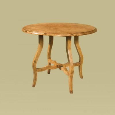Circular French Table