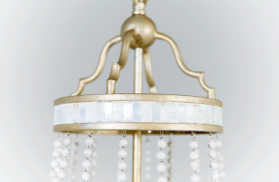 Corinna Chandelier - detail view