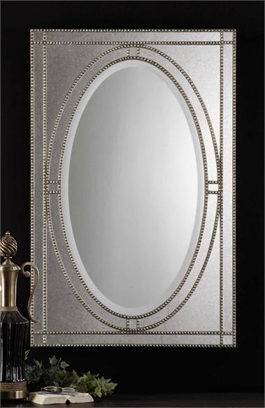 Earnestine Mirror - Staged