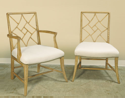 English Arm Chair in Pine