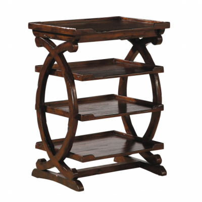Four Tiered Table