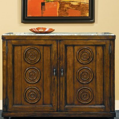 French Cherry Cabinet