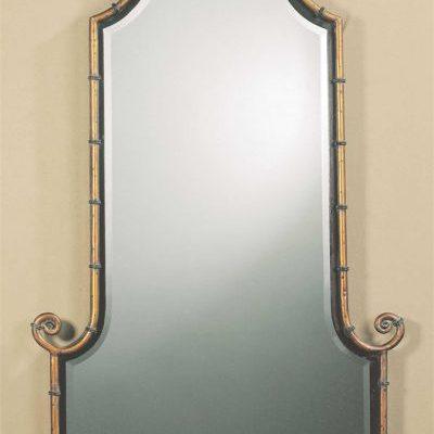 Himalaya Iron Bamboo Mirror