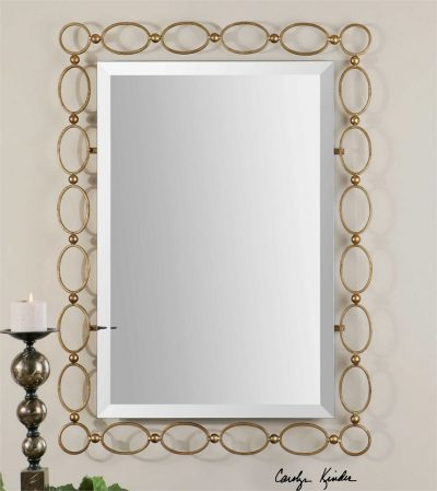 Lauria Mirror - Staged