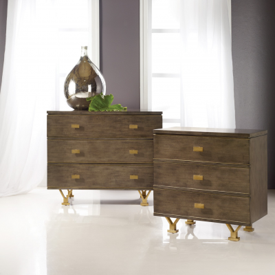 Linear Bedside Chest
