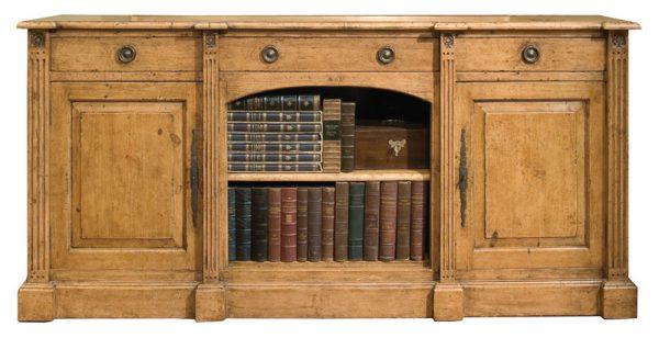Louis XVI Credenza in Olde Timber