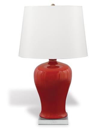 Marilyn Ruby Lamp