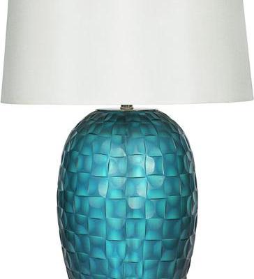 Maya Azure Lamp