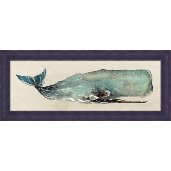 Painterly Whale 1