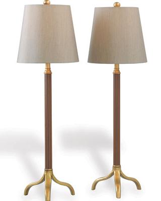 Portobello Buffet Lamp Set