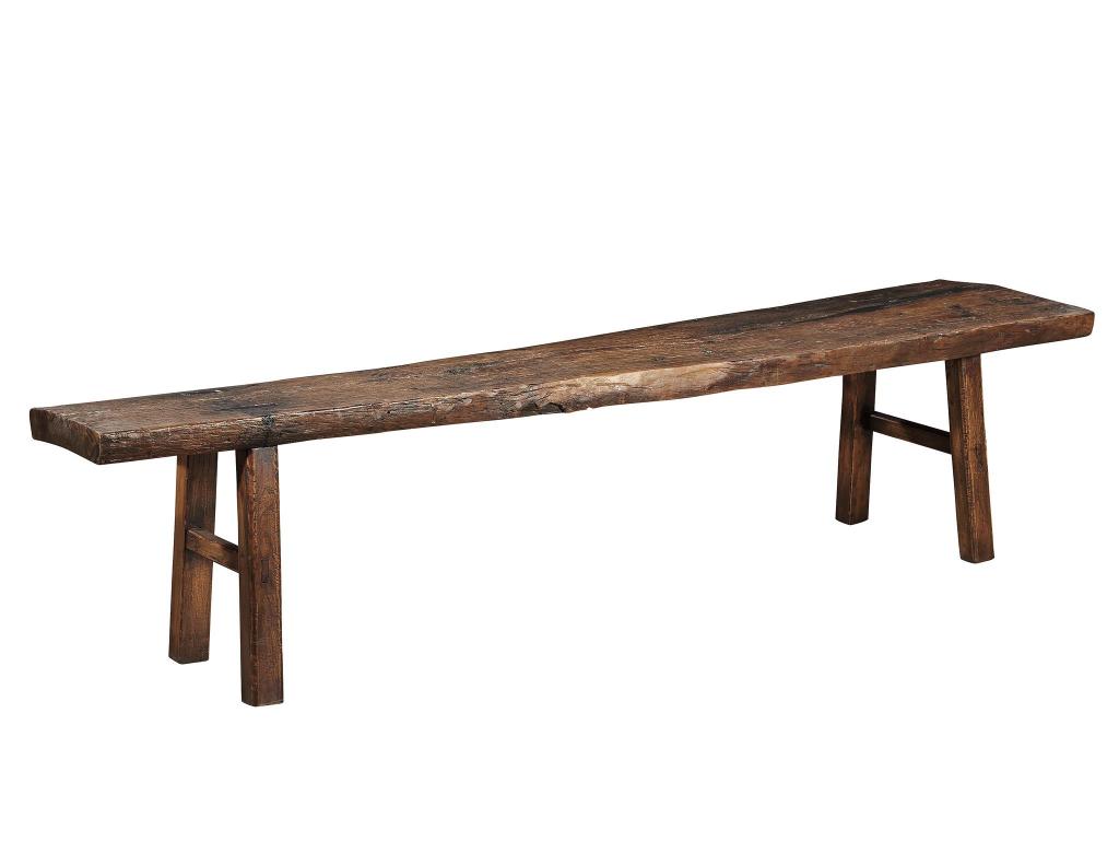 Simple Antique Bench
