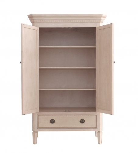 Swedish Armoire - Open View