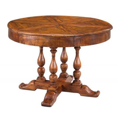 Walnut Jupe Dining Table-Small 2