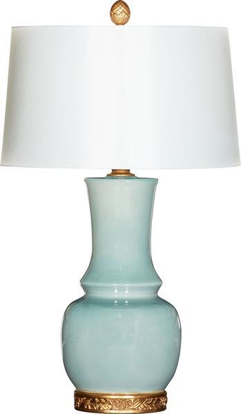 Wyndham Blue Lamp