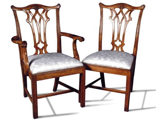 Arm and Side Chairs