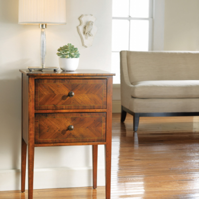Continental Two-Drawer Stand