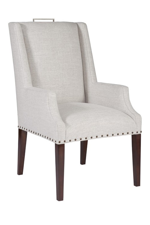 Everhart Arm Chair - Side View