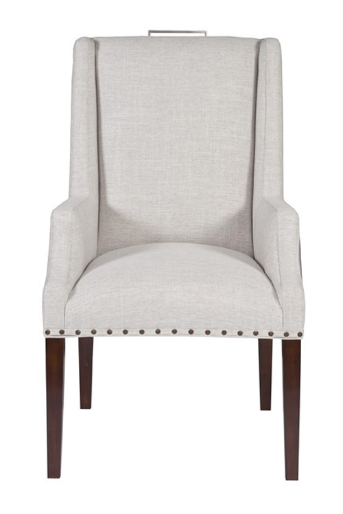 Everhart - Arm Chair, Front View