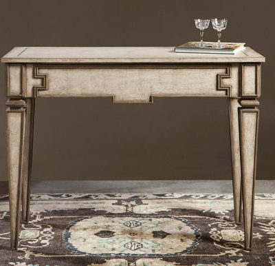 Italian Grisailles Console