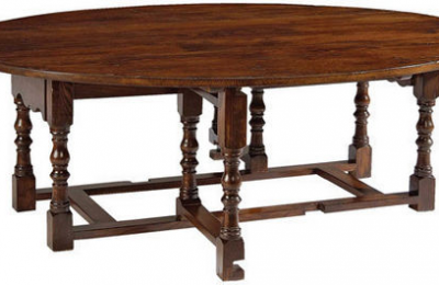 Oval Gateleg Coffee Table