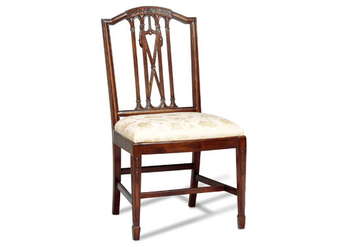 Arch Side Chair