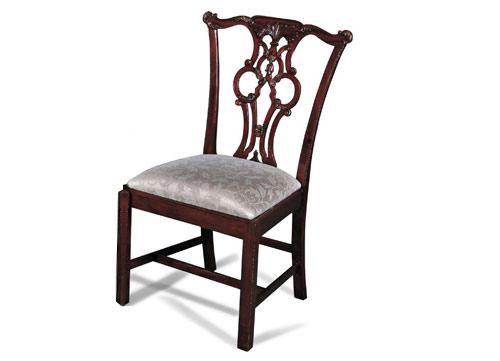 Tri-Circle Side Chair