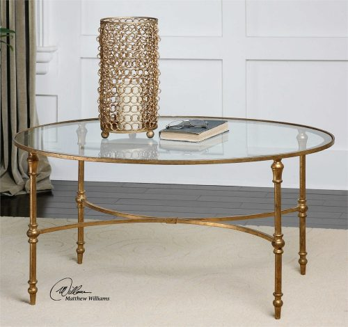 Vitya Coffee Table - Staged