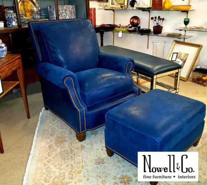 Camden Vari-Tilt Chair in Blue