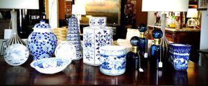 Ever Changing Blue and White Collection