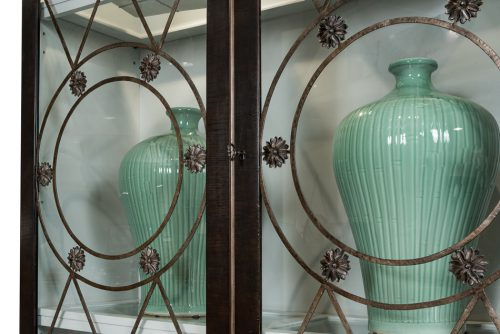 Grafton China Cabinet - Detailed View