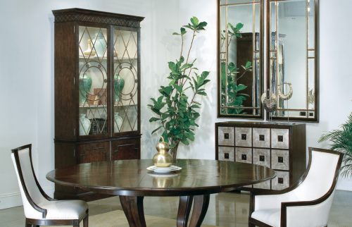Grafton China Cabinet - Staged