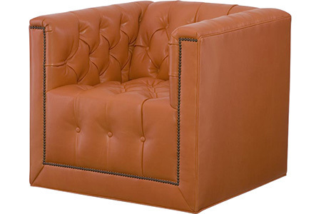 Krissa Chair in Leather