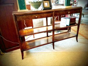 PERFECT Skinny Hall Console