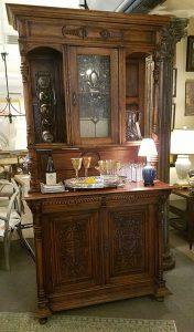 Antique Belgium Bar