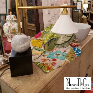furnishings at Nowell & Co in Wilson, NC